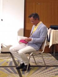 まもなく 金城幸政 出版記念講演会 沖縄