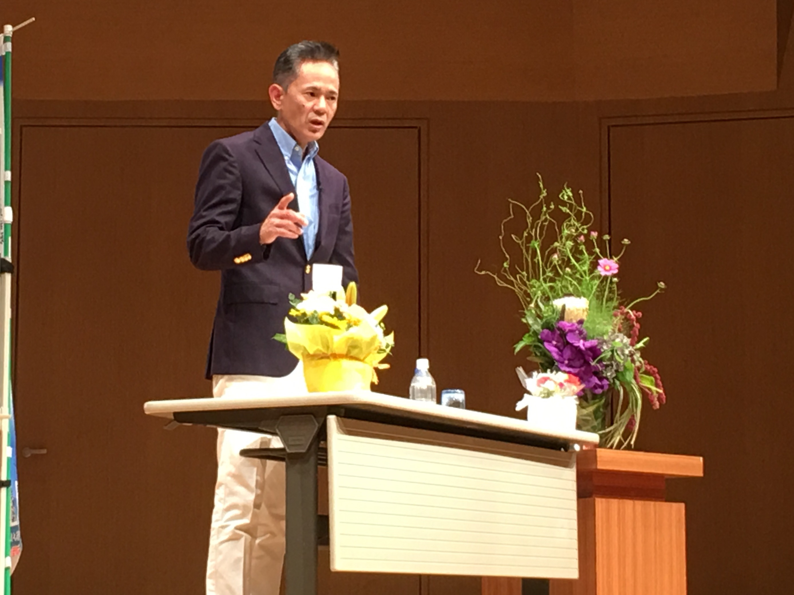 北海道十勝講演会 自分を生きるコツ‼️ スタート