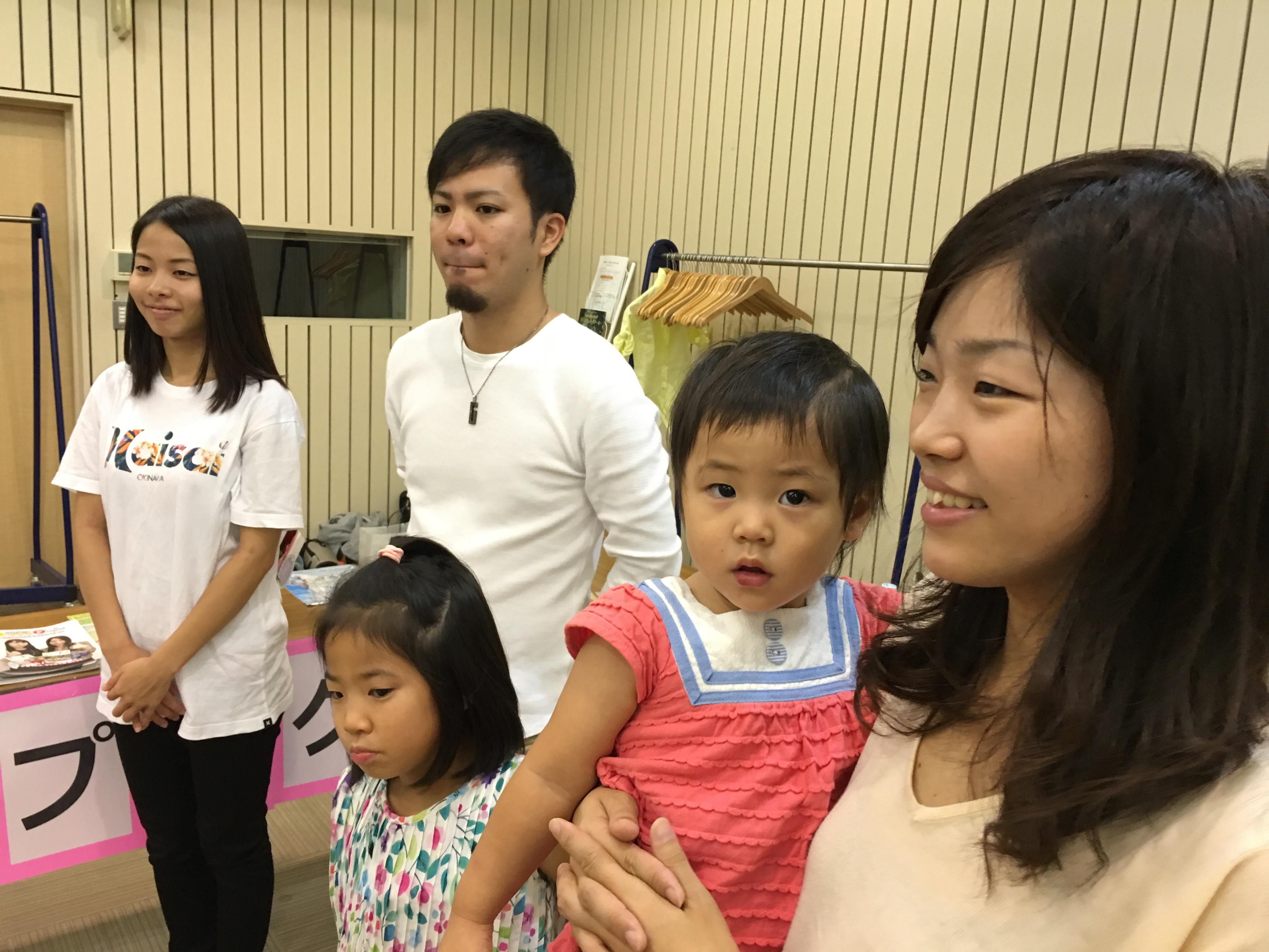 親力プログラム通信を受講している ママ達も‼️ 北九州からもひーろーちえちゃん来てくれて 講演会を支えてくれています。